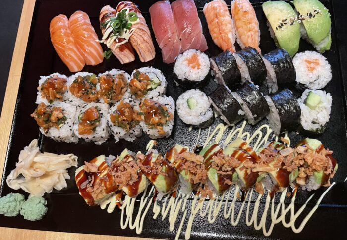 タンペレのおすすめ日本食レストラン Fujimi 行ってみたよ