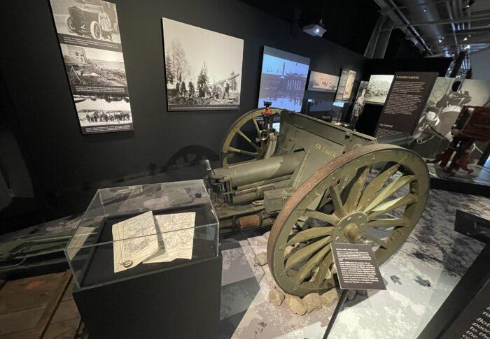 歴史に触れる大切な時間 Tampere 1918・Finlayson 200 – tehtaasta brändiksi 行ってみたよ