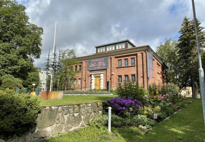 タンペレの美術館 Tampereen taidemuseo 行ってみたよ