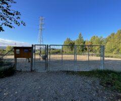 フィンランドのドッグランその3 青く澄んだ秋の空と綺麗な空気を堪能 わんこと一緒にダッシュしました