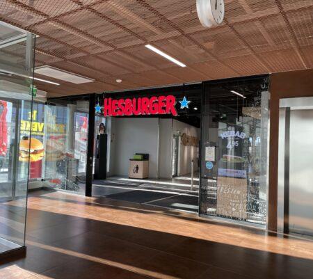 フィンランドのおすすめハンバーガーショップ HESBURGER 行ってみたよ