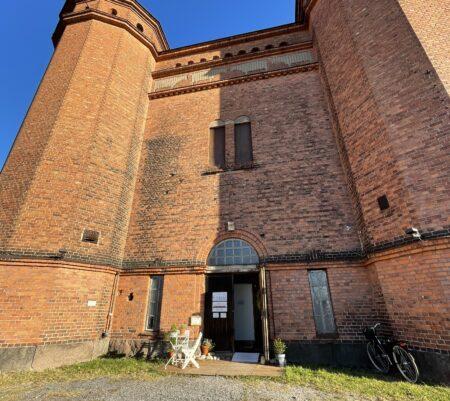 タンペレのちょっと気になる大きな塔 Niemen navetta 行ってみたよ